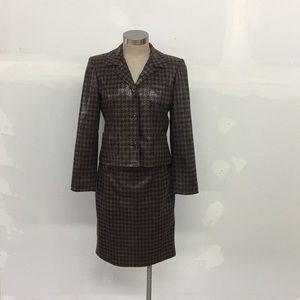 Vintage Harvé Benard Women's Skirt Suit